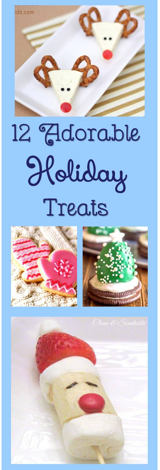 12 adorable holiday treats cheer and cherry
