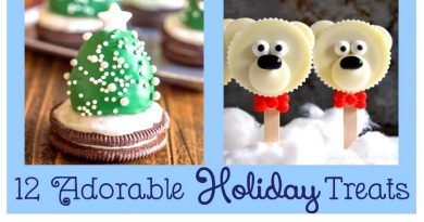 12 adorable holiday treats