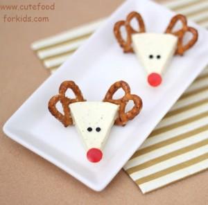 ed-nosed reindeer