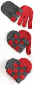 cheer and cherry heart craft