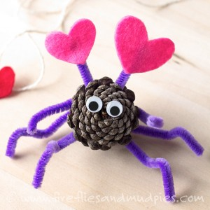 cheer and cherry pinecone Love-Bug cheer and cherry