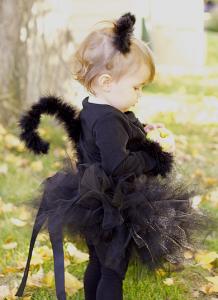 DIY cat costume cheer and cherry