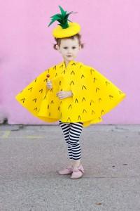 Fruit costume cheer and cherry