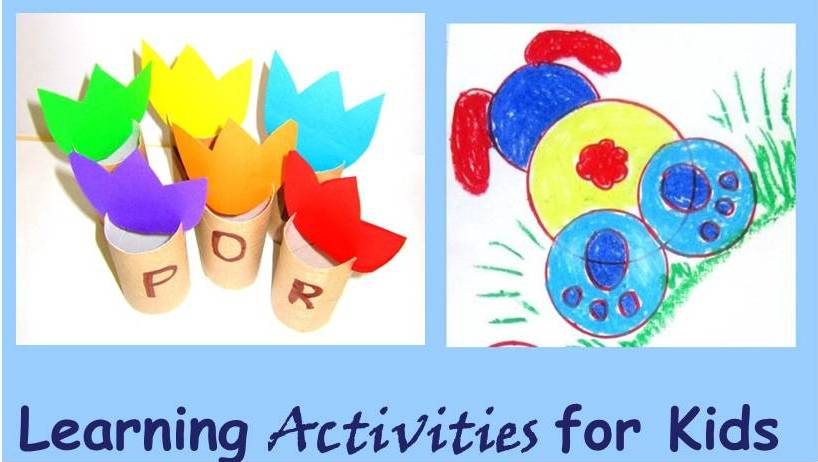 Simple and frugal kids learning activities cheer and cherry for Educational crafts for toddlers