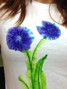 Simple and fabulous T-shirt upcycle cheerandcherry