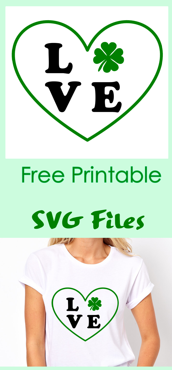 photograph about Free Printable Clipart for St Patrick's Day identified as St. Patricks Working day Free of charge SVG documents - Cheer and Cherry