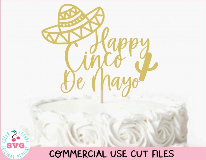 Free SVG Cinco De Mayo