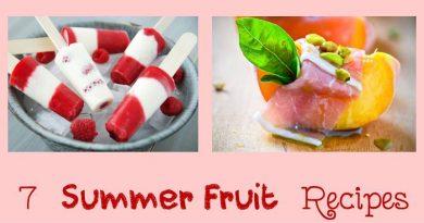 7-easy-summer-fruit-recipes