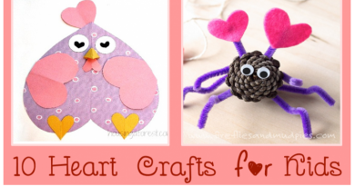 10-heart-crafts-and-art-projects