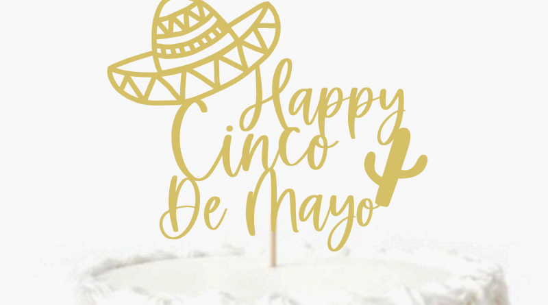 Free SVG Cinco De Mayo